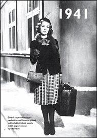 1941 – Jaké to tenkrát bylo aneb Co se stalo v roce, kdy jste se narodili