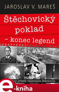 Obálka titulu Štěchovický poklad – konec legend