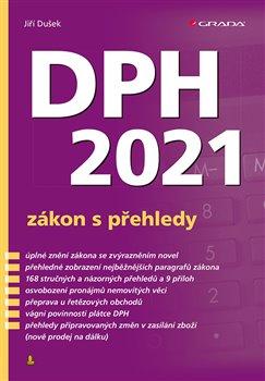 Obálka titulu DPH 2021 - zákon s přehledy