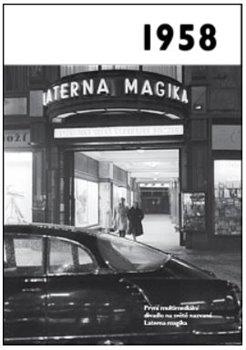 Obálka titulu 1958 – Jaké to tenkrát bylo aneb Co se stalo v roce, kdy jste se narodili
