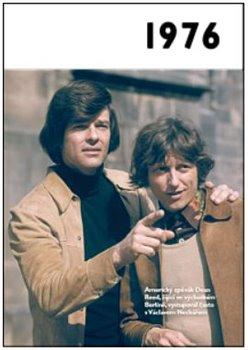 Obálka titulu 1976 – Jaké to tenkrát bylo aneb Co se stalo v roce, kdy jste se narodili