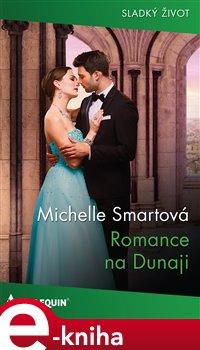 Obálka titulu Romance na Dunaji