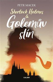 Obálka titulu Sherlock Holmes – Golemův stín