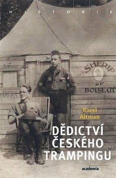 Obálka titulu Dědictví českého trampingu