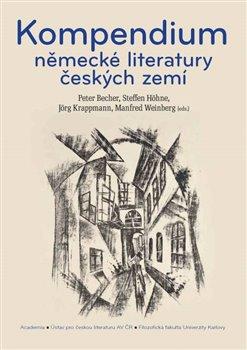 Obálka titulu Kompendium německé literatury v českých zemích
