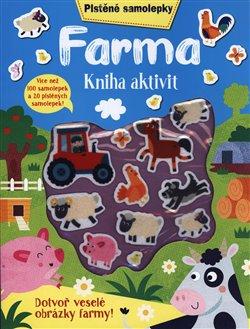 Obálka titulu Plstěné samolepky - Farma
