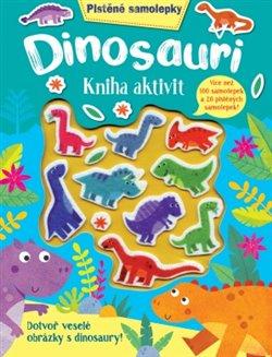 Obálka titulu Plstěné samolepky - Dinosauři