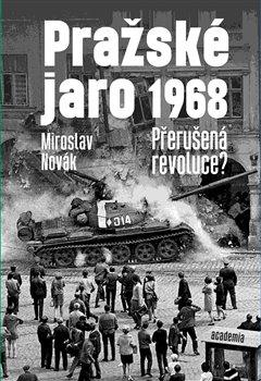 Obálka titulu Pražské jaro