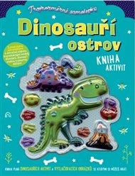 Trojrozměrné samolepky - Dinosauří ostrov