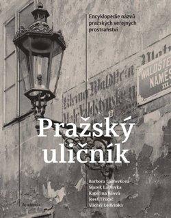 Obálka titulu Pražský uličník