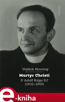 Obálka titulu Martyr Christi