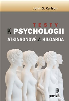 Obálka titulu Testy k Psychologii Atkinsonové a Hilgarda
