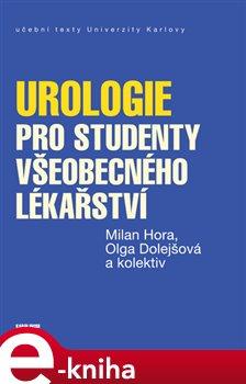 Obálka titulu Urologie pro studenty všeobecného lékařství