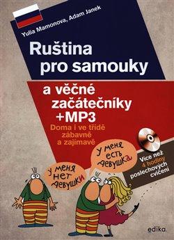 Obálka titulu Ruština pro samouky a věčné začátečníky + mp3