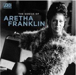 Obálka titulu The Genius of Aretha Franklin