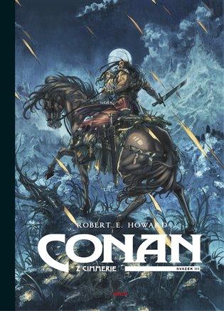 Conan z Cimmerie - Svazek III.