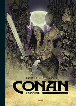 Obálka titulu Conan z Cimmerie - Svazek III.