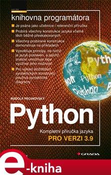 Obálka titulu Python