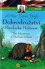 Dobrodružství Sherlocka Holmese (Dvojjazyčné čtení česko-anglické )
