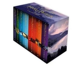 """Harry Potter Box Set: The Complete Collection Children""""s"""
