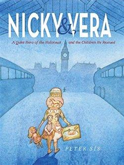 Obálka titulu Nicky & Vera