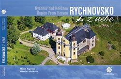 Obálka titulu Rychnovsko z nebe / Rychnov nad Kněžnou Region From Heaven