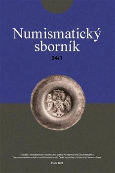 Obálka titulu Numismatický sborník 34/1