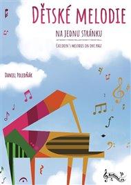 Dětské melodie na jednu stránku