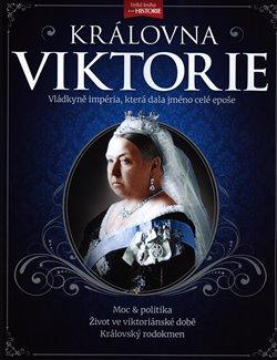 Obálka titulu Královna Viktorie