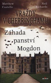 Obálka titulu Vraždy v Cherringhamu - Záhada panství Mogdon