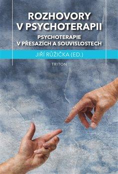 Obálka titulu Rozhovory v psychoterapii