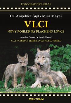 Obálka titulu Vlci