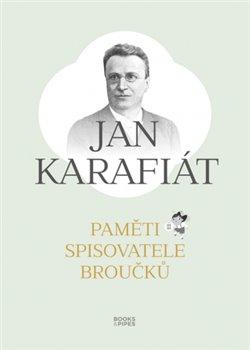 Obálka titulu Paměti spisovatele Broučků