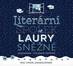 Obálka titulu Literární spolek Laury Sněžné