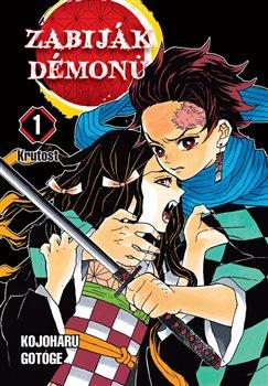 Obálka titulu Zabiják démonů 1 - Krutost