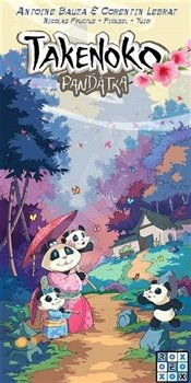 Takenoko: Panďátka