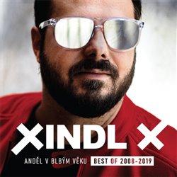 Obálka titulu Anděl v blbým věku-Best of 2008-2019