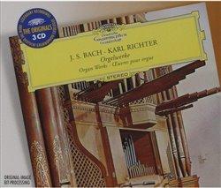 J.S.Bach: Skladby pro varhany