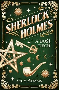 Obálka titulu Sherlock Holmes a Boží dech