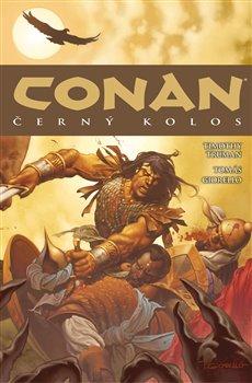 Obálka titulu Conan 8: Černý kolos