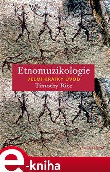 Obálka titulu Etnomuzikologie