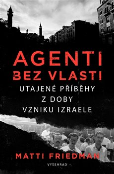 Obálka titulu Agenti bez vlasti