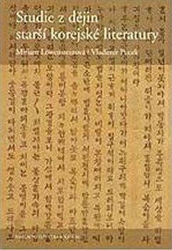 Obálka titulu Studie z dějin starší korejské literatury