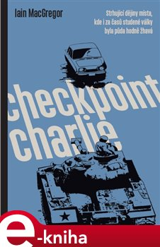 Obálka titulu Checkpoint Charlie