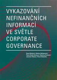 Vykazování nefinančních informací ve světle corporate governance