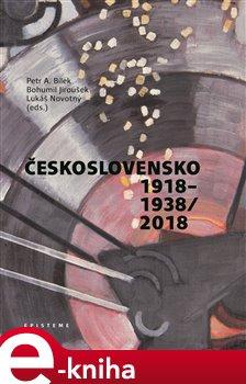 Obálka titulu Československo 1918–1938/2018