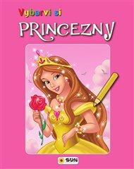 Vybarvi si - Princezny