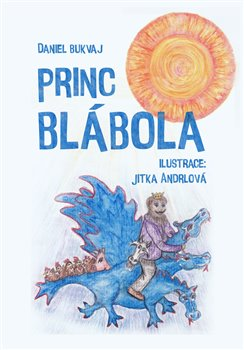 Obálka titulu Princ Blábola