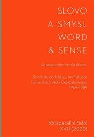 Slovo a smysl 35/ Word & Sense 35