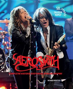 Obálka titulu Aerosmith